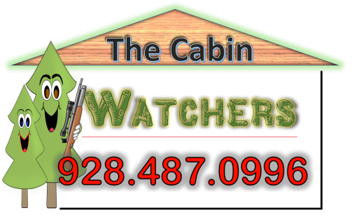 Cabin Watchers Banner